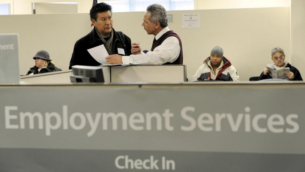 Americká nezaměstnanost