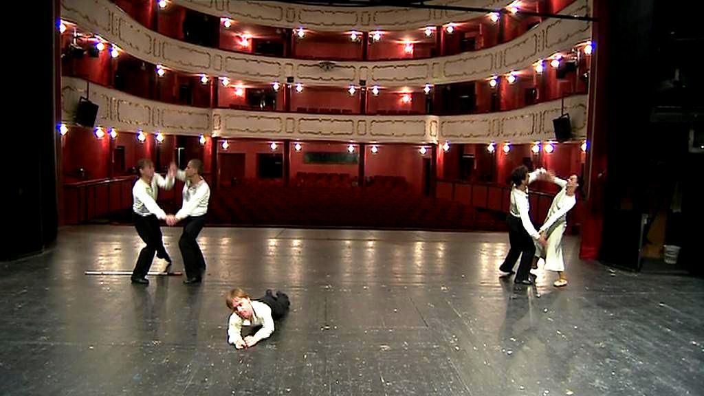 Balet handicapovaných tanečníků