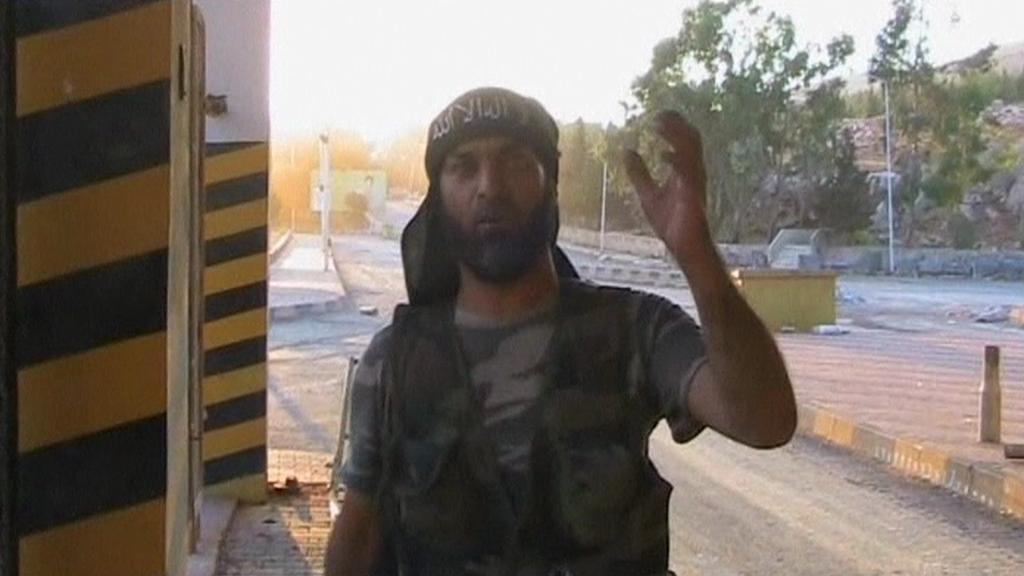 Syrský rebel
