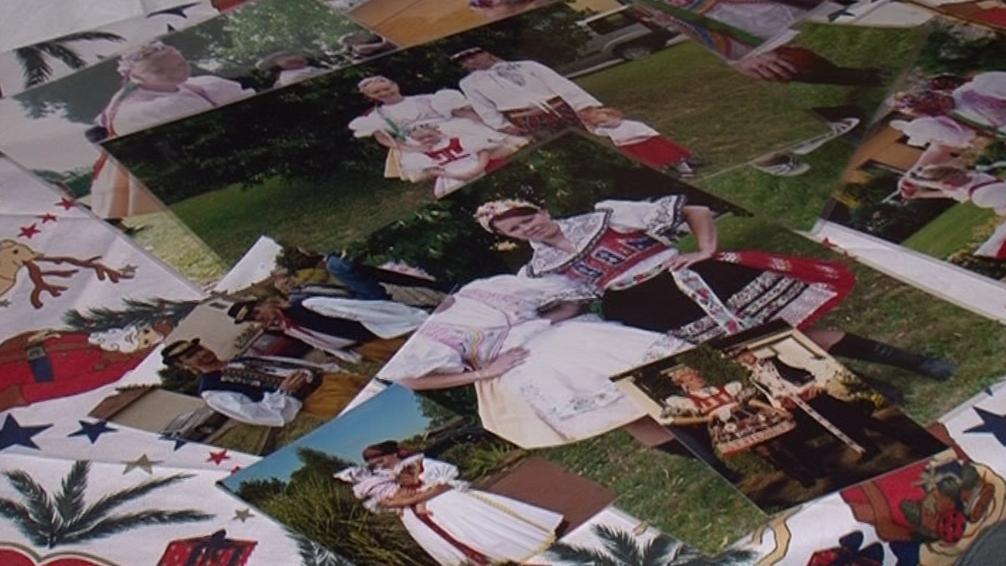 Fotografie obnovených krojů