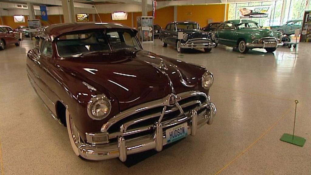 Výstava American Classic Cars