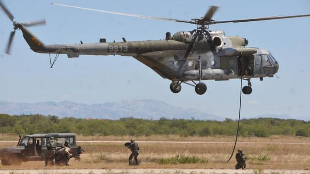 Český vrtulník