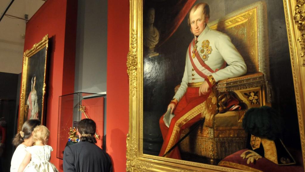 Výstava Ferdinand V. Dobrotivý a umění jeho doby