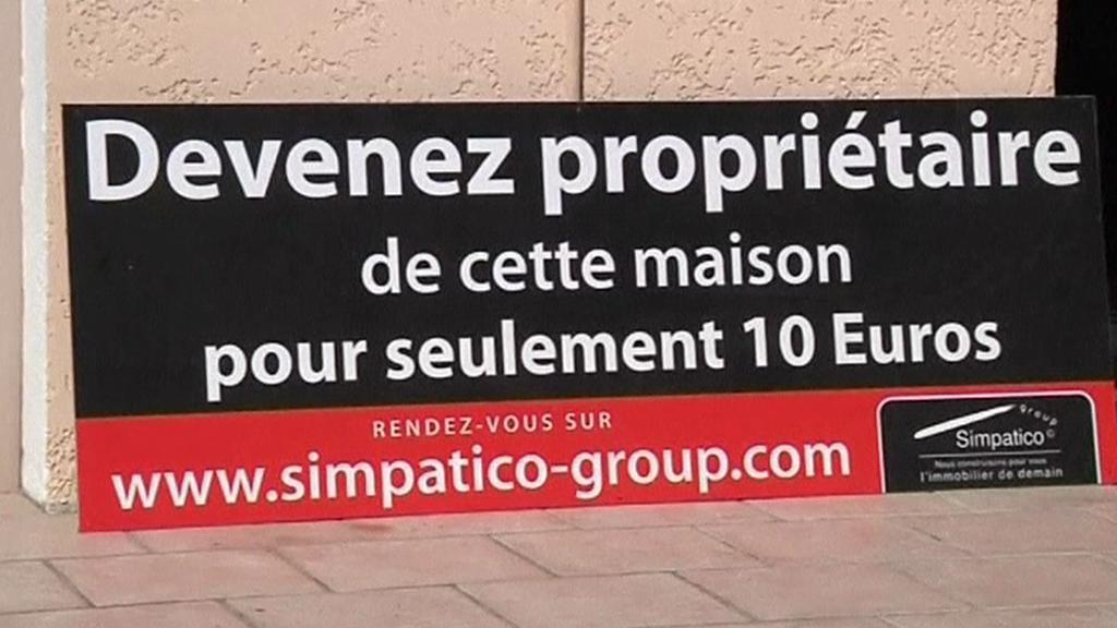 Bytová loterie společnosti Simpatico
