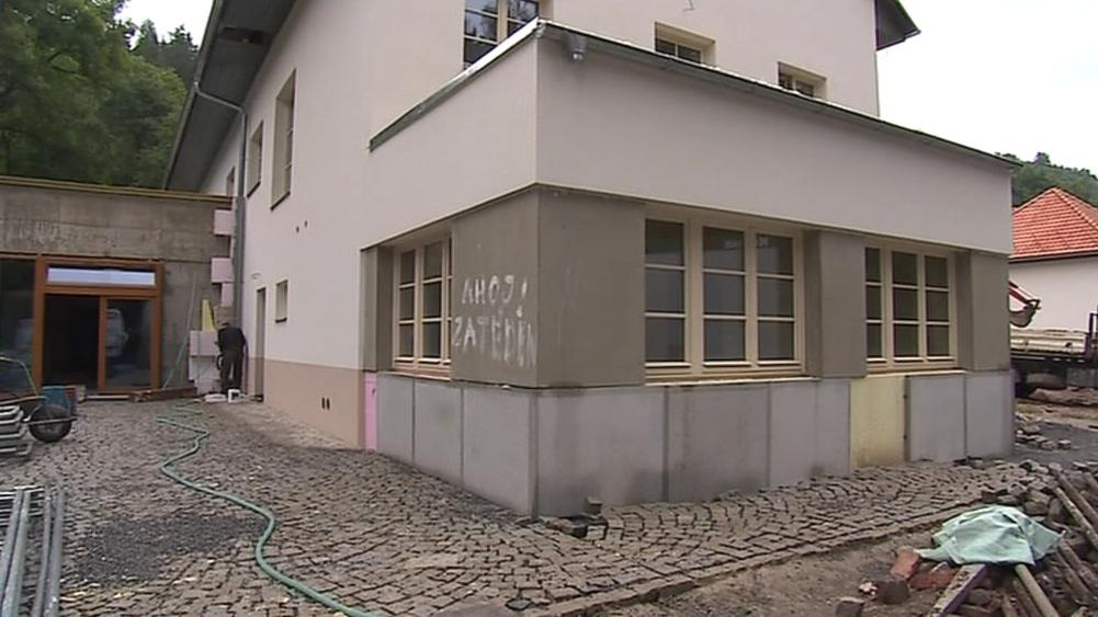Nová budova zachovává vzhled i dispozice té původní