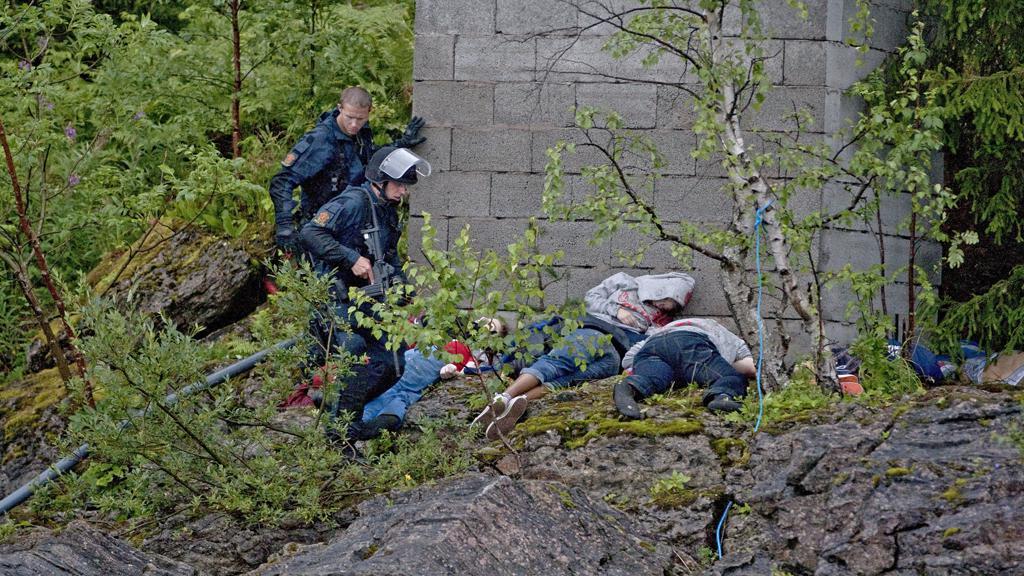 Oběti Breivikova řádění na ostrově Utöya