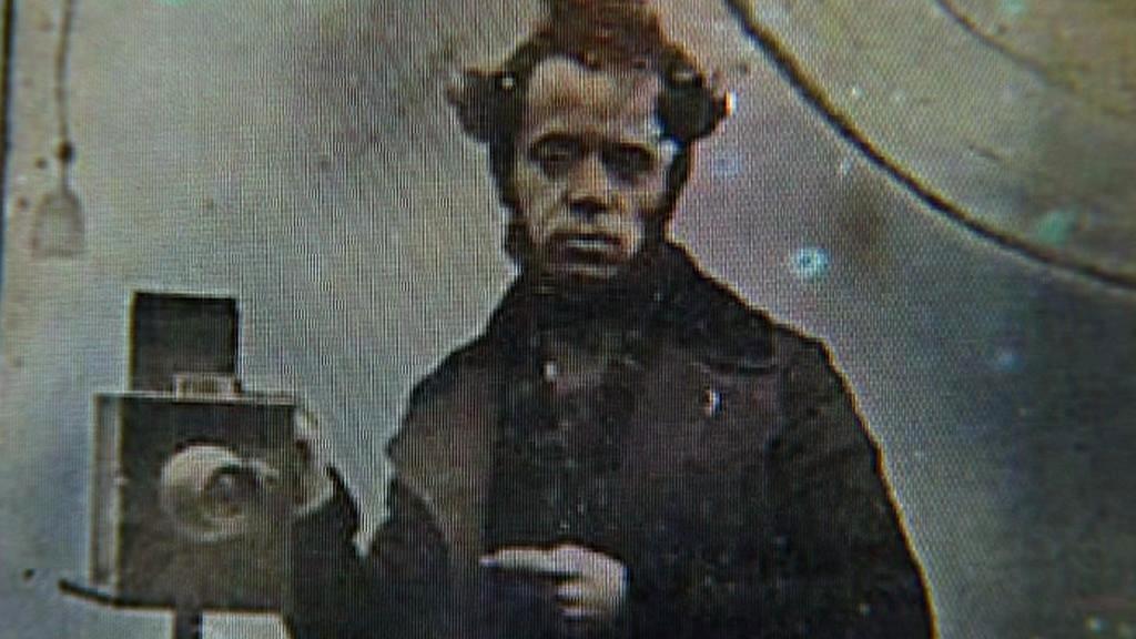 Lobethalův autoportrét