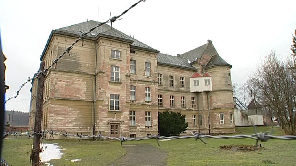 Objekt bývalé vojenské ozdravovny