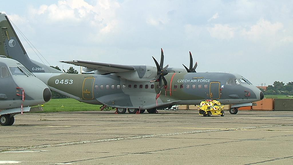 Letadlo CASA
