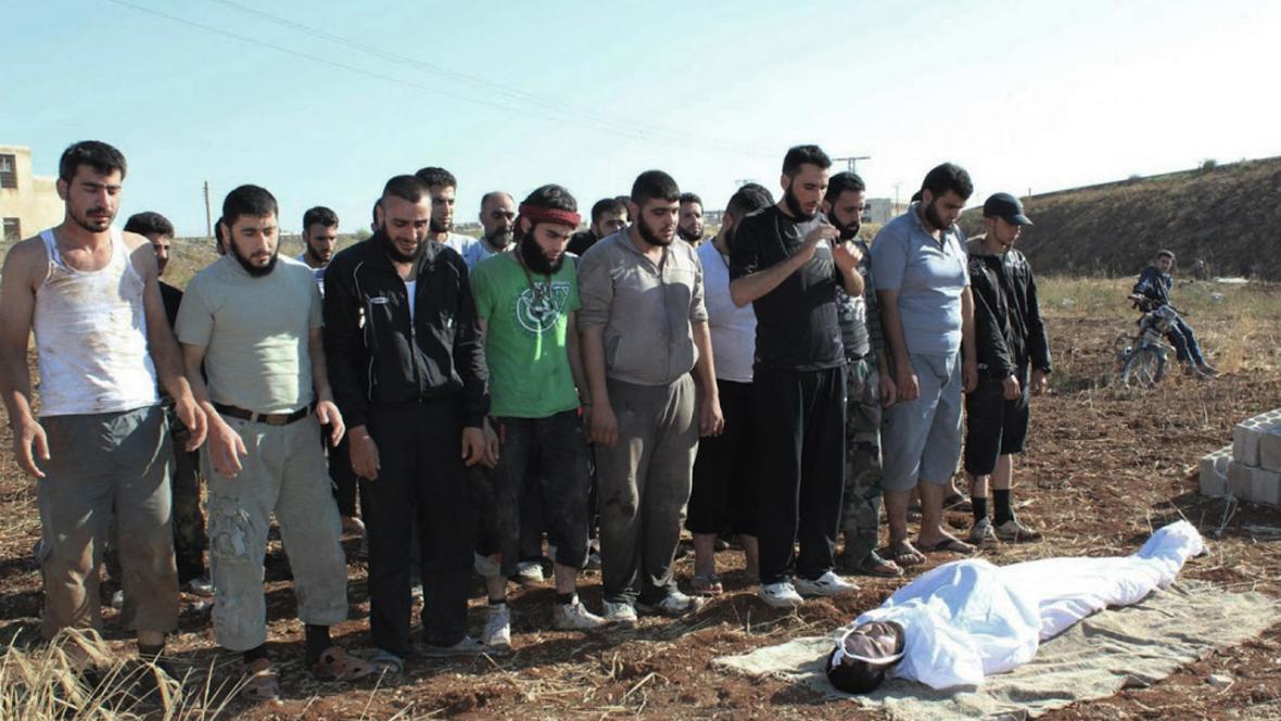 Násilí v Sýrii