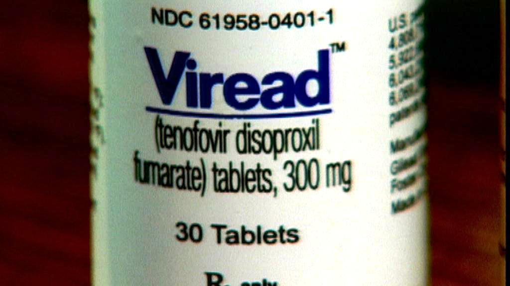 Lék Viread