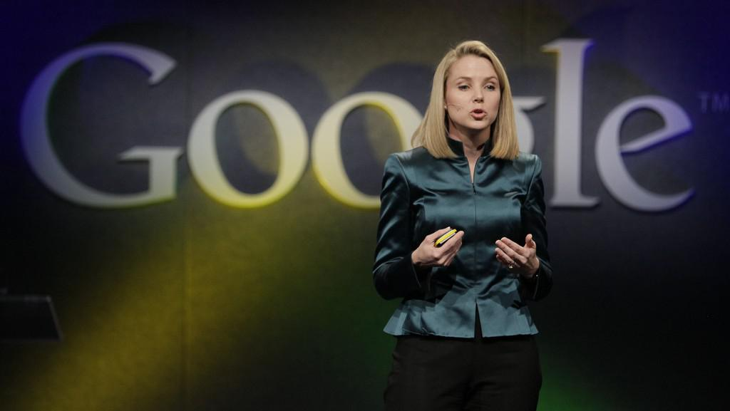 Marissa Mayerová opouští po 13 letech internetový gigant Google