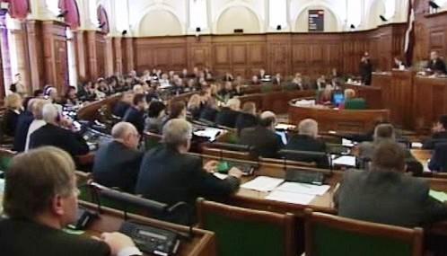 Lotyšský parlament