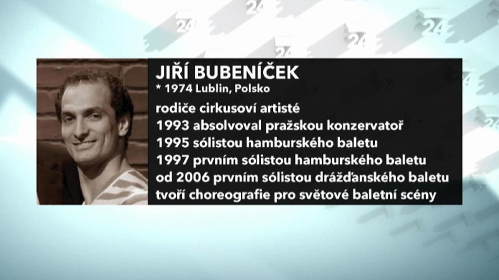 Vizitka Jiřího Bubeníčka