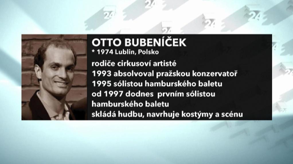 Vizitka Otto Bubeníčka