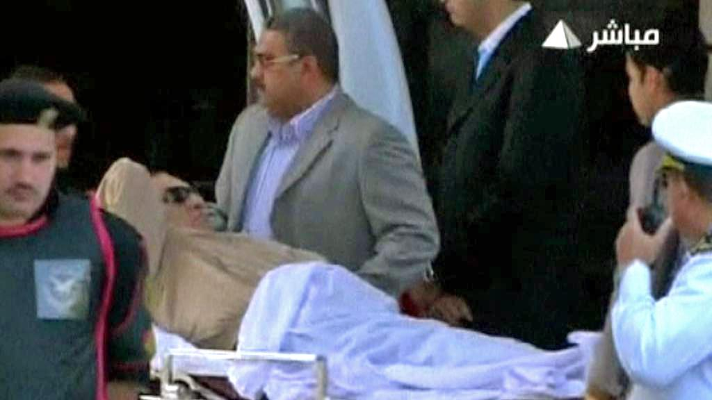 Husní Mubarak