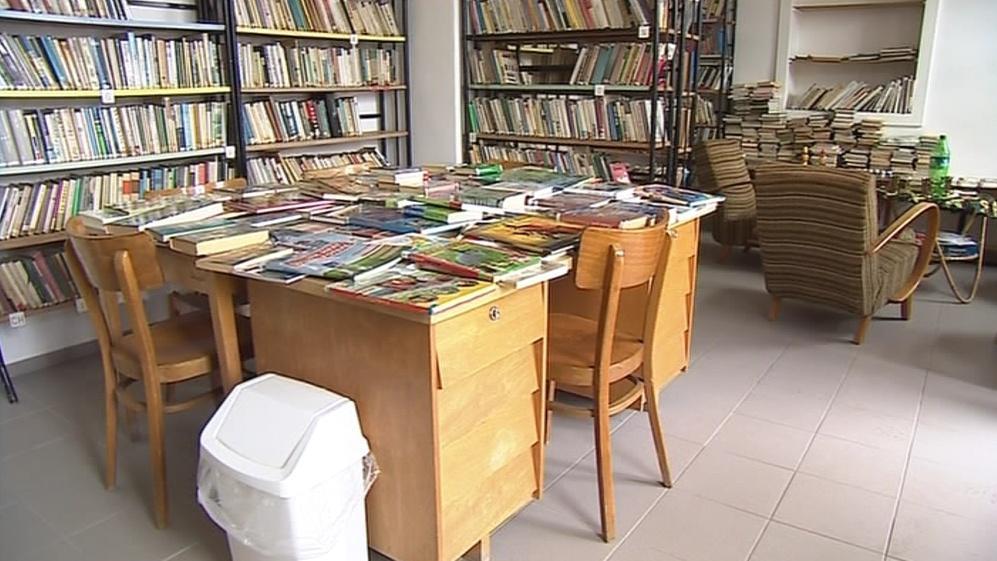 Těšetická knihovna sídlí v hasičské zbrojnici