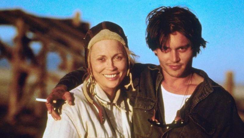 Arizona Dream / Faye Dunawayová a Johnny Depp