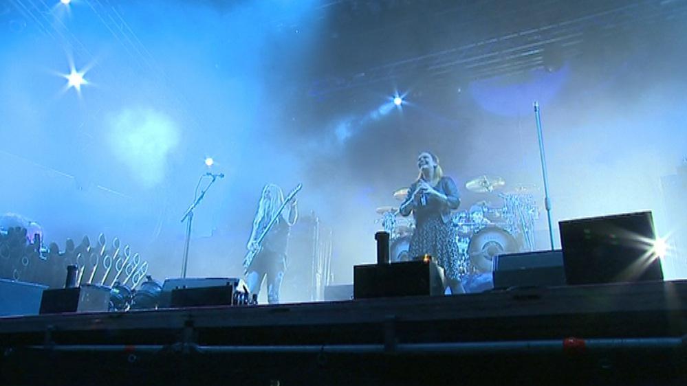Festival přilákal pětadvacet tisíc lidí