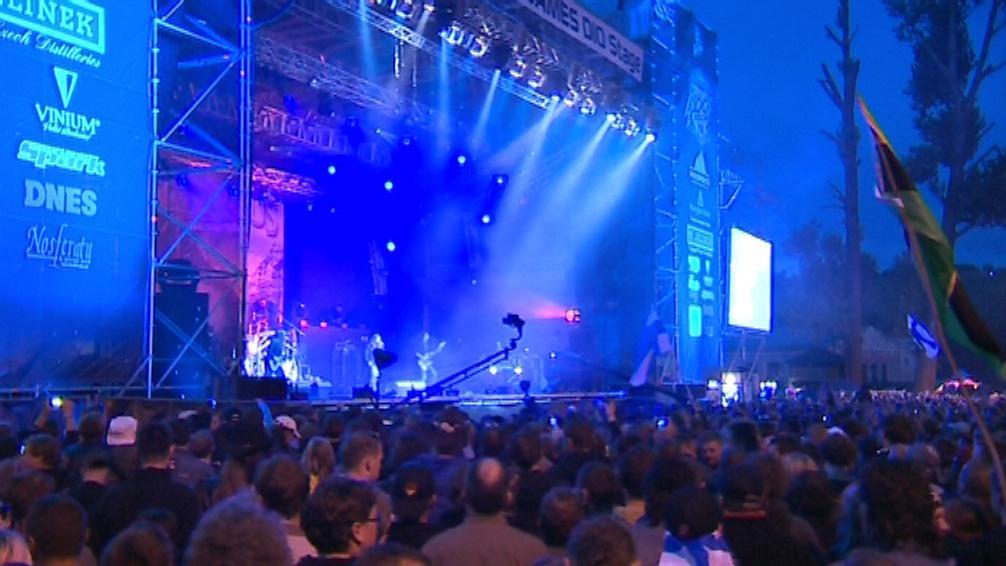 Festival Masters Of Rock zažil jubilejní 10. ročník