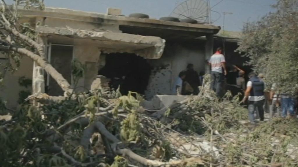 Masakr ve vesnici Trímsá