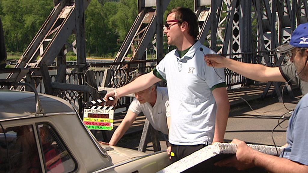 Zahraniční filmaři v Česku