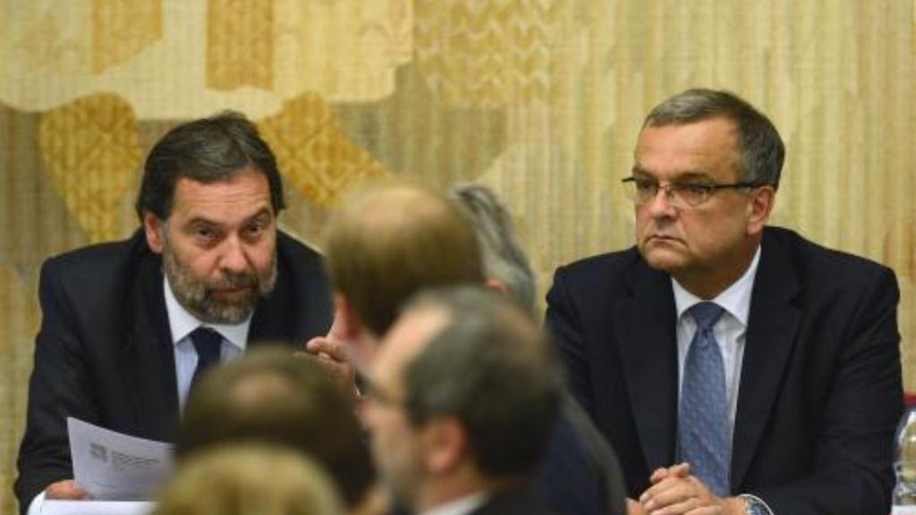 Jednání sněmovního bezpečnostního výboru