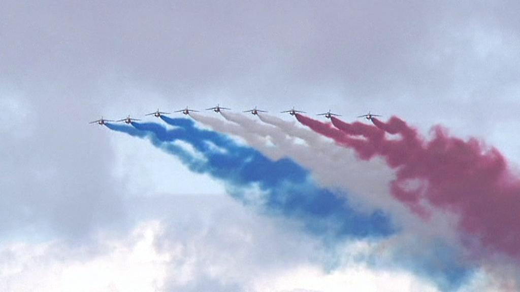 Oslavy výročí dobytí Bastily