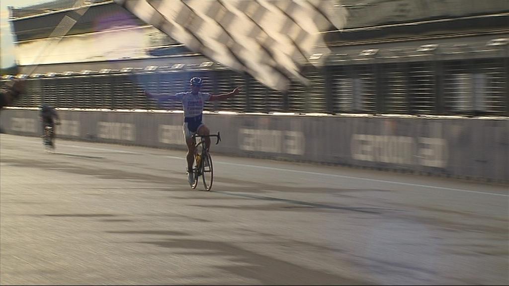 Z prvenství v závodě se radoval Pavel Boudný