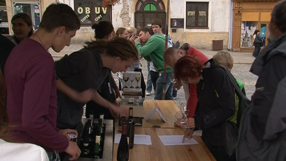 Festival nabízí nejen hudbu, ale i dobré víno