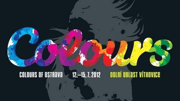 Colours of Ostrava 2012