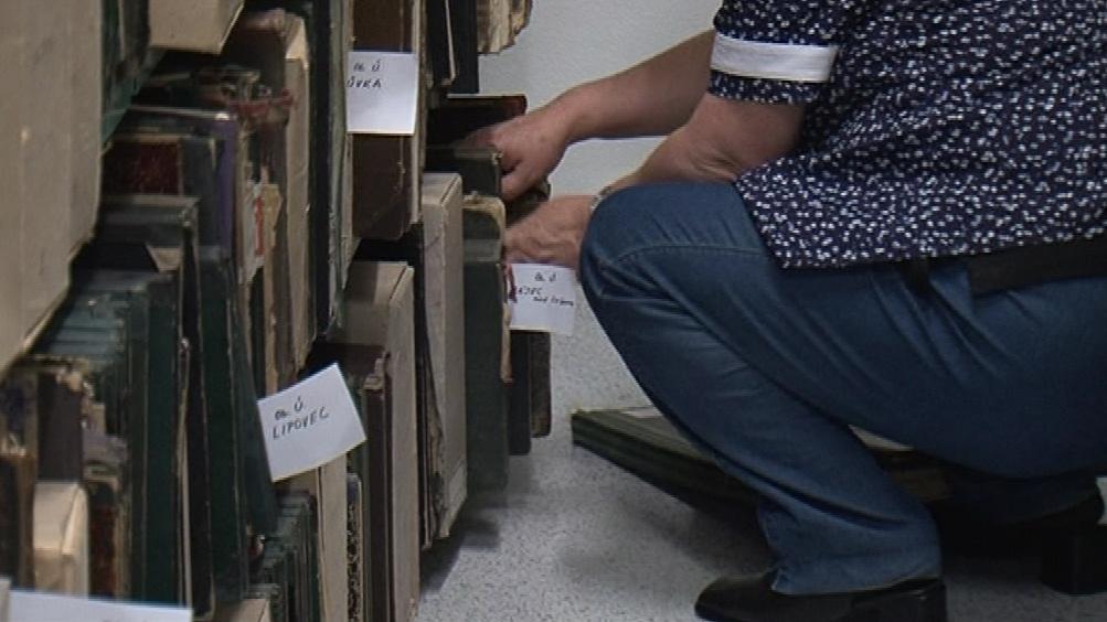 Dokumenty jsou uloženy v blanenském archivu