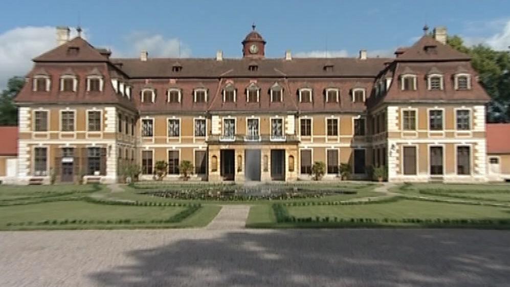 Rájecký zámek dříve patřil šlechtickému rodu Salmů