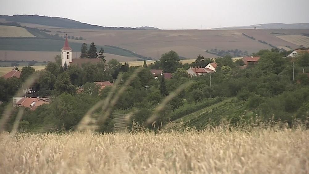Obec Hešpice leží na Slavkovsku