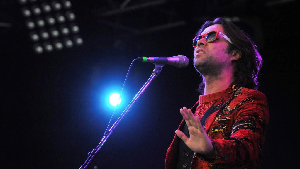 Rufus Wainwright na Colours of Ostrava