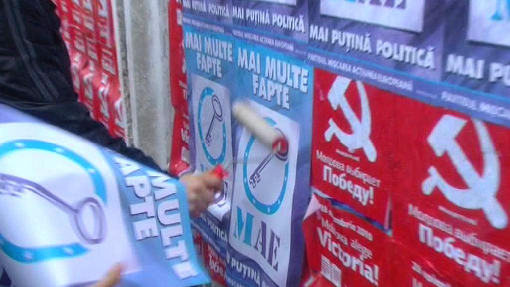 Totalitní symboly v Moldávii