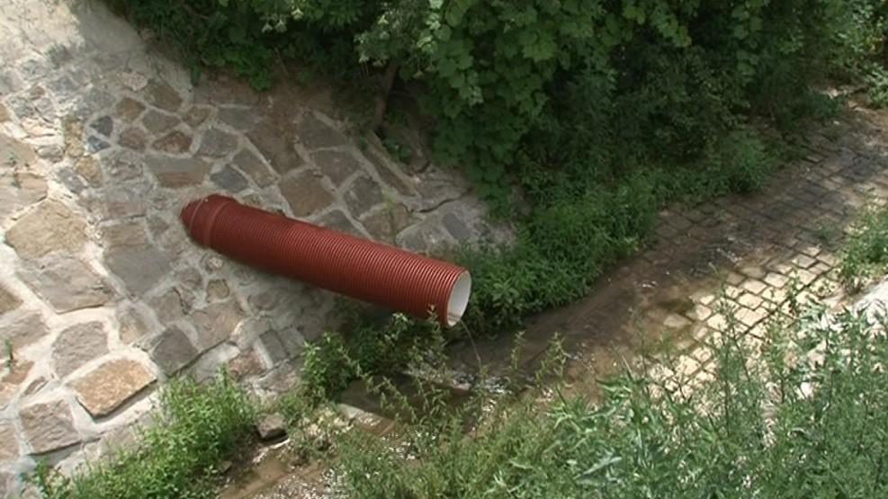Lovčice vypsaly výběrové řízení na stavbu kanalizace