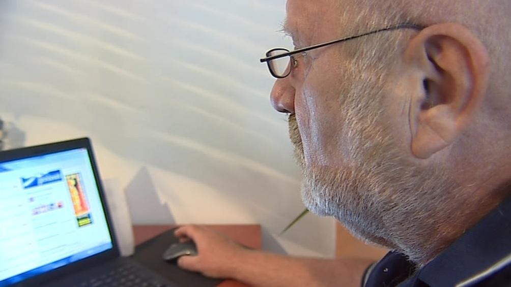 Na inzerát s placeným číslem narazil Spáčil při hledání na internetu