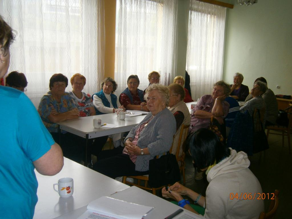 Ze semináře ČČK Prachatice