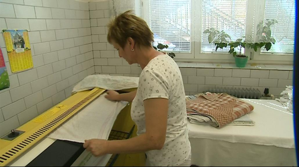 Lidé nabídky prádelny hojně využívají