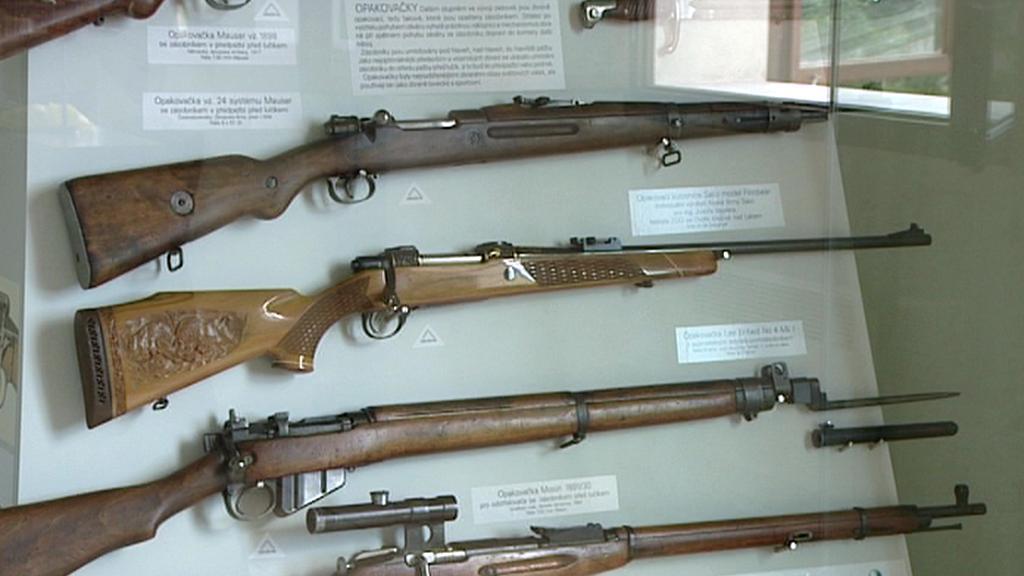Historické pušky