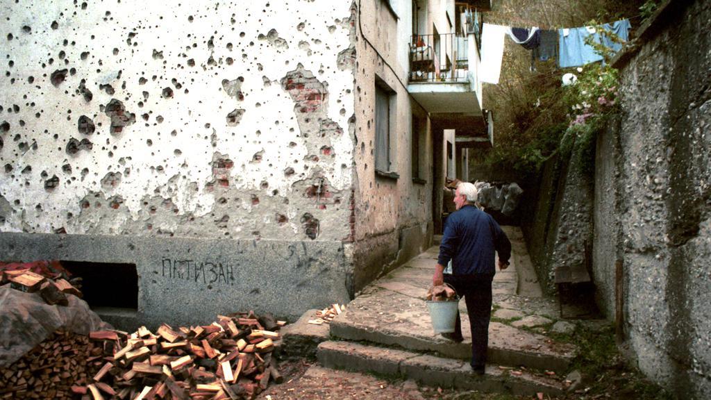 Srebrenica, pět let po válce