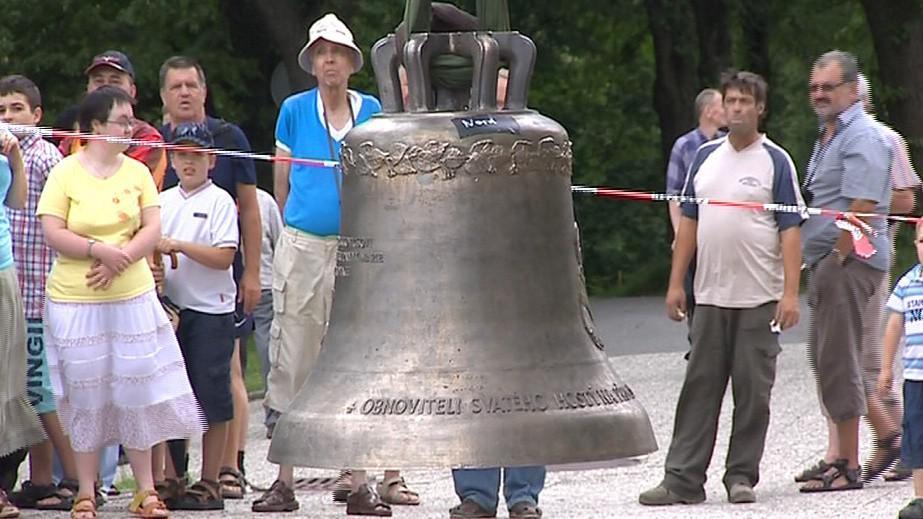 Svatý Hostýn má po sedmdesáti letech všechny zvony