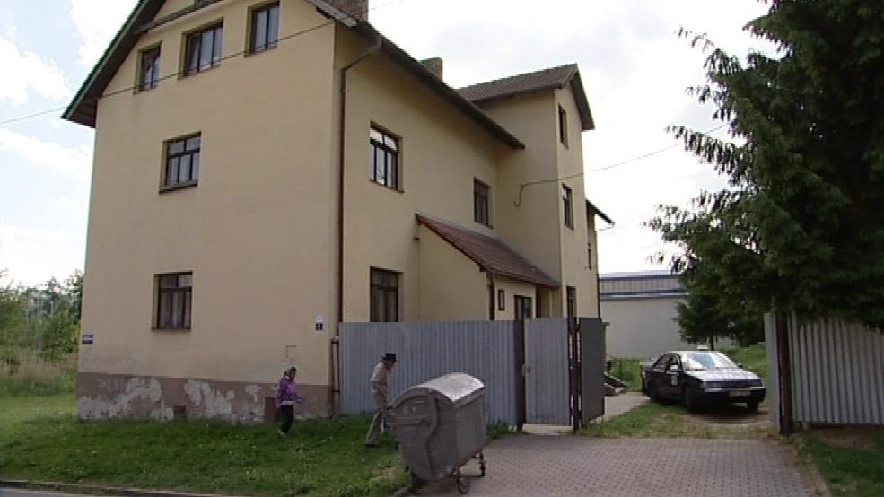 Blanenská ubytovna pro neplatiče a lidi bez domova