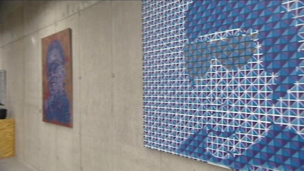 Výstava Diplomky 2012