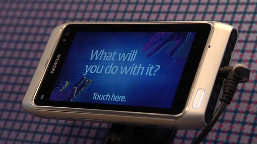Mobilní telefon Nokia