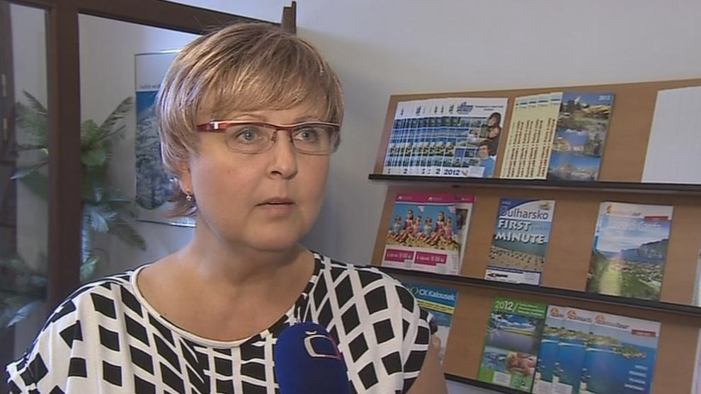 Právnička Alice Jelínková