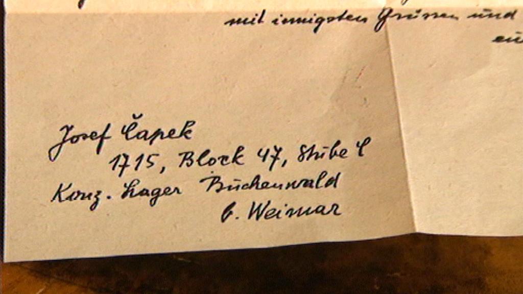 Dopis z lágru