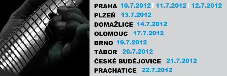 Bohemia Jazz Fest 2012