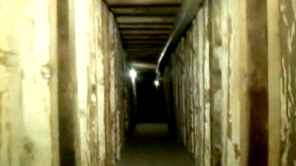 Mexický tunel